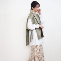 【GU・ユニクロ・しまむら】で春コーデ!着こなし見本をご紹介