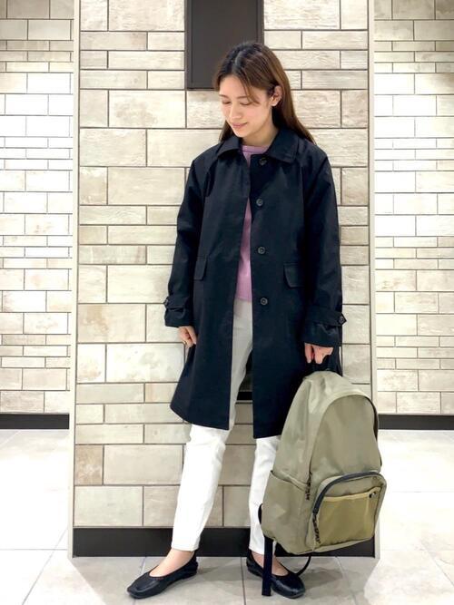 [coen] 【LIGHT WEIGHT BAG】軽量ナイロンリュックサック(バックパック)