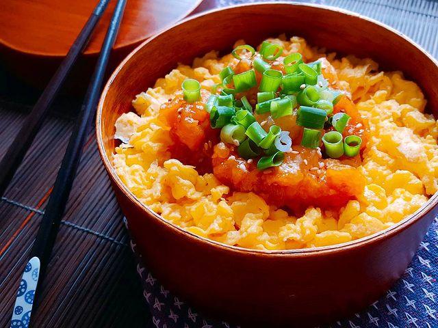 和風の定番一品料理!親子丼
