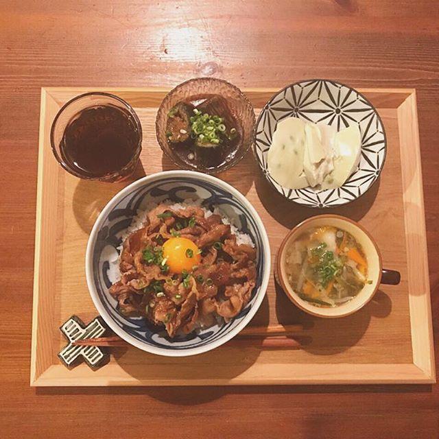 栄養たっぷり大満足♪野菜中華スープ献立