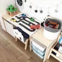 ダイソーで子供のおもちゃがスッキリ!手軽にできる収納アイデア実例をご紹介