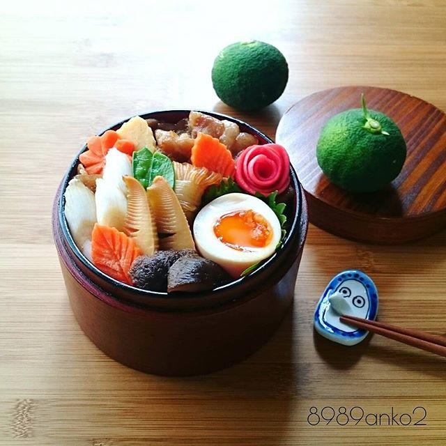 ダイエットにおすすめ♪干し椎茸の含め煮献立