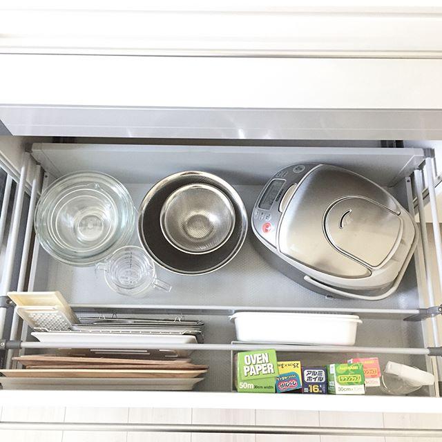 キッチン収納10