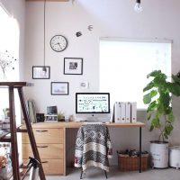 リビングや寝室におしゃれな書斎を。素敵空間の作り方とアイデア集めました