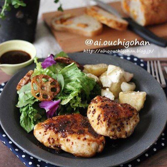 鶏胸肉弁当作り置き2