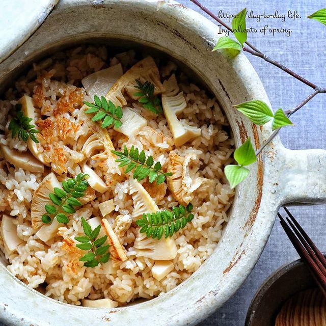 4月が旬の食材☆おすすめレシピ5