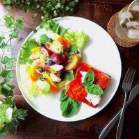 余らせず食べる一人暮らしのサラダレシピ。野菜不足を解消できるおすすめアレンジ