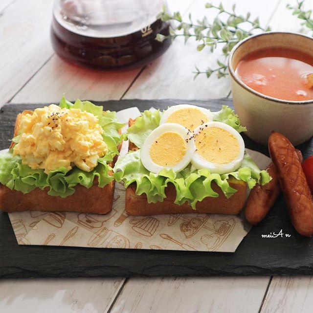 サンドイッチ定番具材アレンジ2