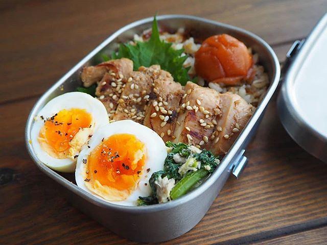 鶏胸肉弁当作り置き14