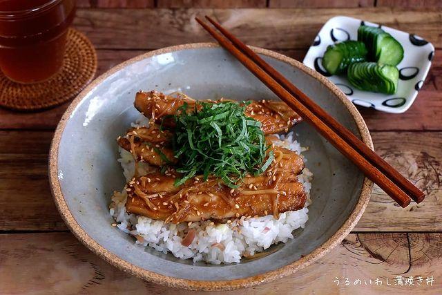 丼料理の人気節約レシピ5