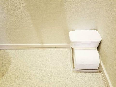 トイレ掃除収納3