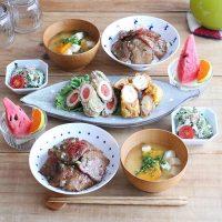 豚丼が美味しくすすむ献立特集。もうメニューに迷わないおすすめの人気レシピ