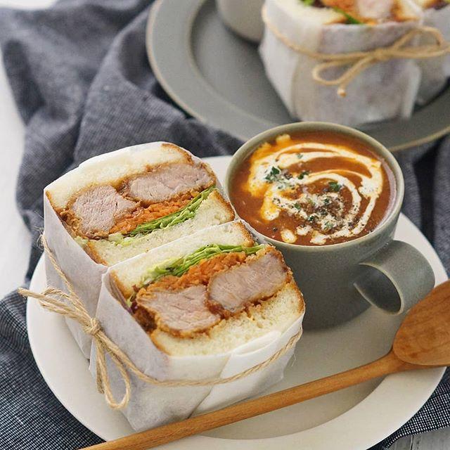 サンドイッチ定番具材アレンジ6