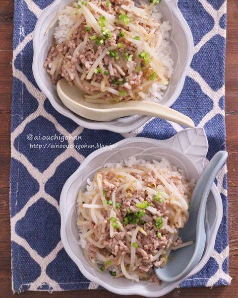 丼料理の人気節約レシピ