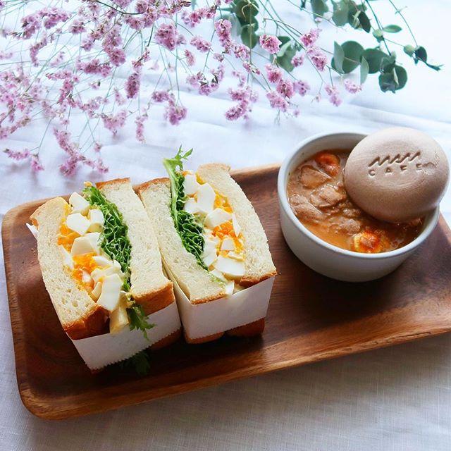サンドイッチ定番具材アレンジ4