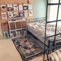 4畳の広さで出来る寝室のレイアウト実例。狭い空間を活用する、おしゃれな部屋作り