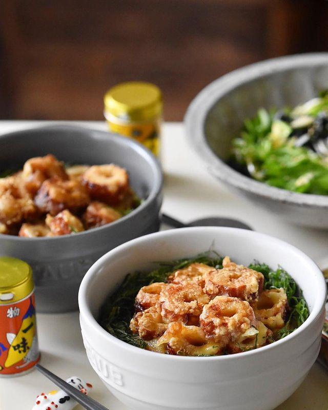 丼料理の人気節約レシピ11