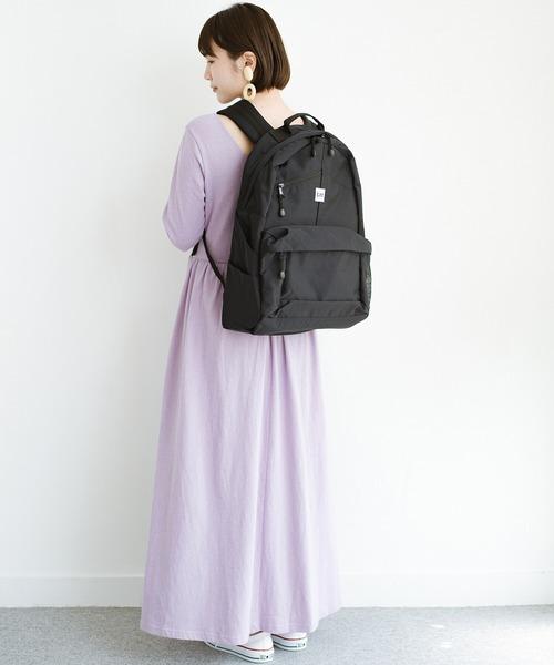 LadyLee ポケットがかわいいオーバーオールバックパック