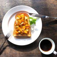 甘くておいしすぎる!毎日食べたい【アレンジトースト】アイデアを紹介