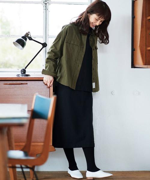 [FELISSIMO] サニークラウズ スウェットスカート 5,390円