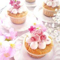 カップケーキのデコレーションアイデア。簡単なのにおしゃれな飾り付け方は?