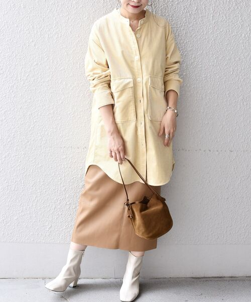 [SHIPS for women] コーデュロイオーバーシャツ◇ 17,930円