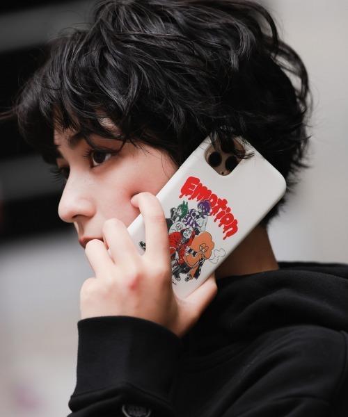 [RAGEBLUE] 【KANA SUZUKI】コラボiPhoneケース/922421 ※iPhone11/XR対応
