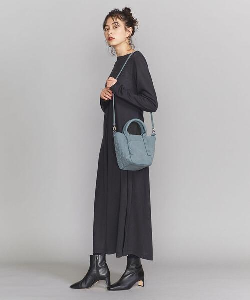 [BEAUTY&YOUTH UNITED ARROWS] BY サイドメッシュトートバッグ -3WAY-