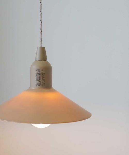 [RiNc] 【 POST GENERAL / ポストジェネラル 】 HANG LAMP TYPE2 / ハングランプ / キャンプ / ランタン