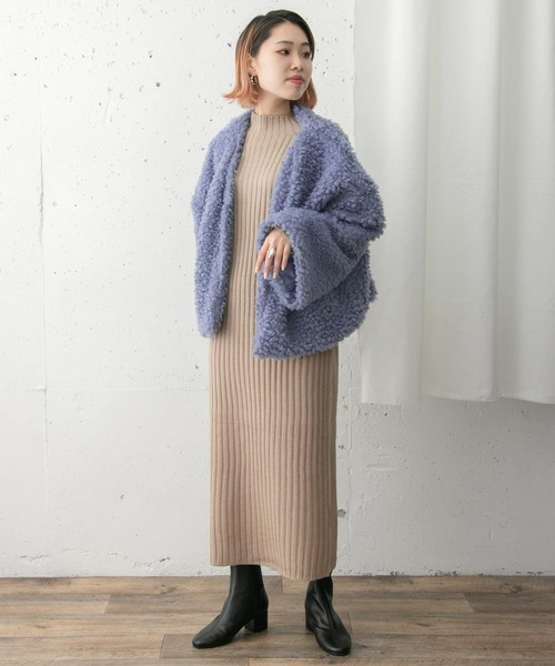 [URBAN RESEARCH OUTLET] ボアショートコート∴