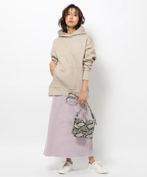 [BARNYARDSTORM] BARNYARDSTORM / 細コールロングスカート