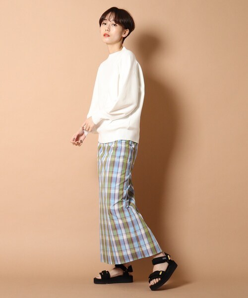 [DRESSTERIOR] チェックナロースカート