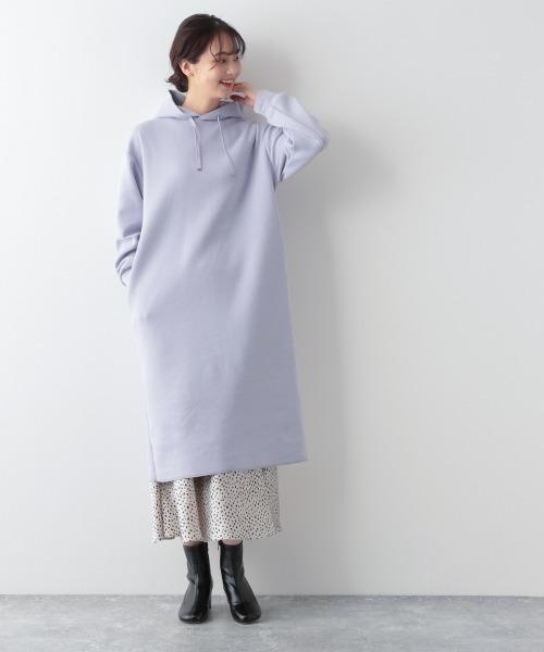 [GLOBAL WORK] ハンサム美人パーカーワンピ/926677 5,390円