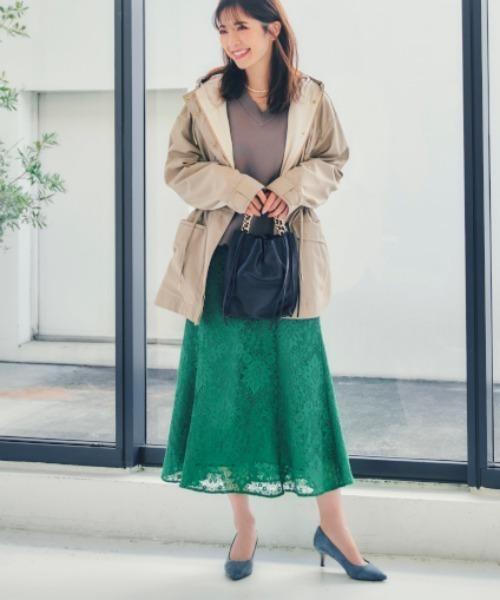 BARNYARDSTORM / レース切替スカート