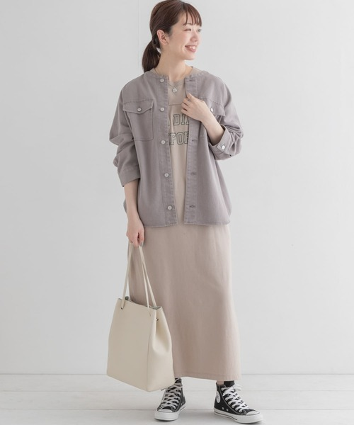 [URBAN RESEARCH Sonny Label] 【WEB限定】カラールーズブルゾン