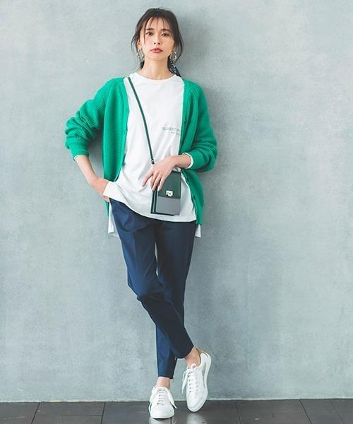 [BARNYARDSTORM] BARNYARDSTORM / 刺繍ロングTシャツ