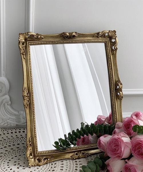 [aimoha] アンティーク鏡