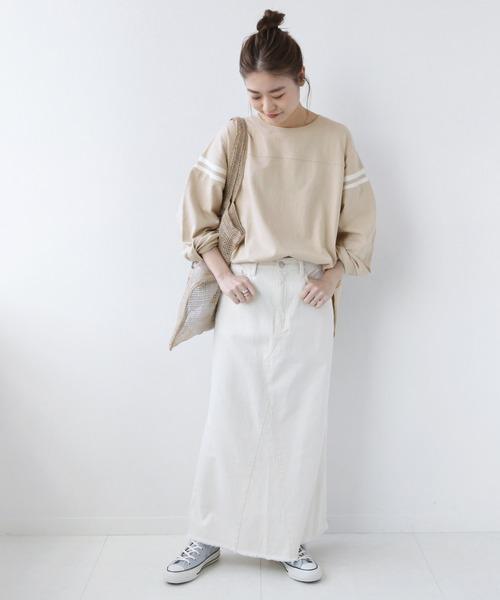 [JOURNAL STANDARD] 【Goodwear/グッドウェア】 FOOTBALL TEE:別注Tシャツ◆