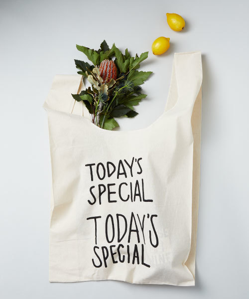 [TODAY'S SPECIAL] MARCHE BAG/マルシェバッグ