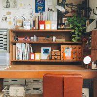 和室に書斎を作る。おしゃれな「押入れデスク」の実例まとめ