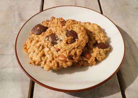 簡単レシピ!人気のオートミールクッキー