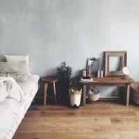 無垢床のお部屋に住もう。木の風合いを活かす、インテリア実例まとめ