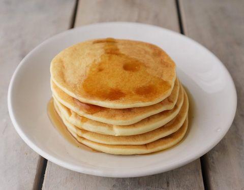 ヘルシーで人気のレシピ!大豆パンケーキ