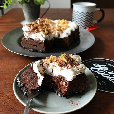絶品!ザクザク濃厚ショコラケーキ