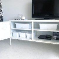 【IKEA・無印良品etc.】でテレビボードをすっきり♪収納アイデアを紹介