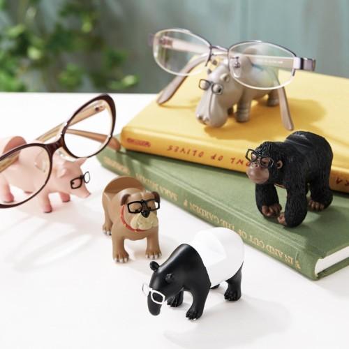 メガネの見せる収納アイデア4