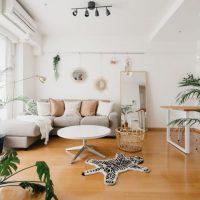 自分らしいお部屋作りの参考に。狭いマンションでもできるおしゃれインテリア実例
