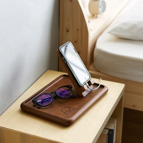 メガネの見せる収納アイデア