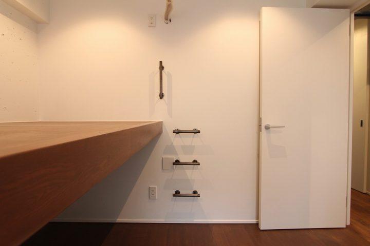子育てのためのオープンな空間から、子ども部屋や寝室のある間取りへ