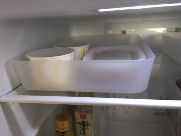 冷蔵室の仕切りは100均セリアで完結!2